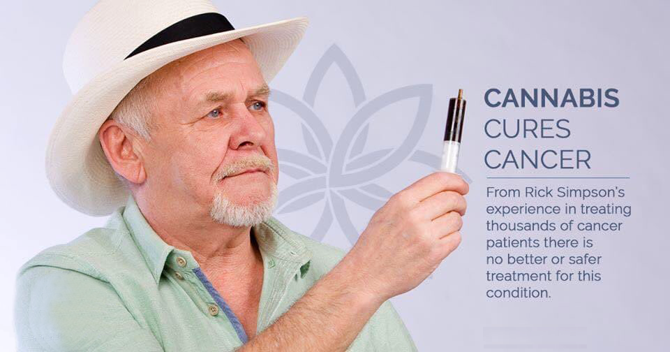 rick simpson oil can cure cancer